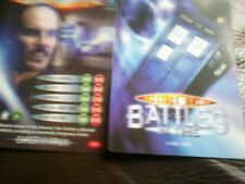 Dr who battles in time test card number 14 henry van statten