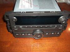 07-11 GM CHEVY SILVERADO SIERRA TAHOE DENALI 6 DISC CD COMBO AMFM RADIO 25974802