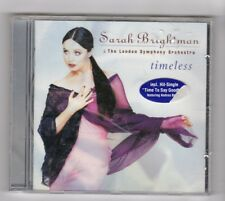 (IE841) Sarah Brightman & The London Symphony Orchestra, Timeless - 1997 CD