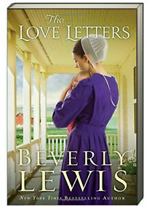 The Love Letters by Beverly Lewis (Paperback) New with remainder mark*
