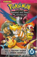 Pokemon Adventures Diamond & Pearl Platinum Vol 8 by Husaka & Yamamoto PB Viz