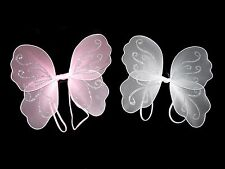 Small White Fairy Wings Approximately 28 X 30 Cm