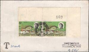 B.I.OT.1971. Due Cover Diego Garcia - Peros Nanhos Chagos, 16 (2)