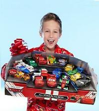 DISNEY CARS ULTIMATE DIE-CAST SET WITH RARE 16 Frosty Vitaly Rojas McQueen--NIB