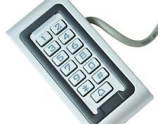Access door control Digicode keyboard Proximity RFID Reader Security House F6
