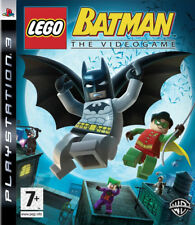 Lego Batman The Video Game PS3 *in Excellent Condition*