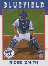 2016 Bluefield Blue Jays Ridge Smith RC Rookie Toronto