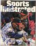 1995 Atlanta Braves team signed autographed Sports Illustrated magazine! RARE!