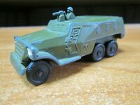 Soviet Army armored car tank Military Vintage Diecast Scale Model 1:43 USSR