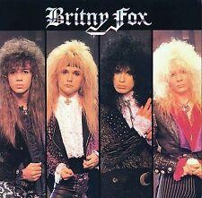 Britny Fox [Bonus Tracks] by Britny Fox (CD, Nov-2007, American Beat Records)