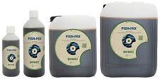 Biobizz Try Pack Outdoor - bio bloom fish mix top max organic grow nutrients