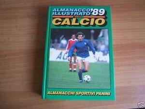 ALMANACCO ILLUSTRATO DEL CALCIO 1989=EDIZIONI PANINI=milan-inter=F.BARESI COVER