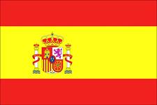 A5 iron on T-shirt Transfer -  Spain, Spanish Flag,