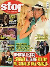 Stop 2017 19.Loredana Lecciso-Al Bano Carrisi,Selvaggia Lucarelli,Audrey Hepburn