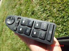 (1997-2003) BMW E39 E38 740iL 750iL 740i 540i M5 auto fold master window switch