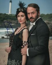 JEREMY PIVEN & KATHERINE KELLY signed autographed MR SELFRIDGE photo