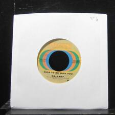 """Gallery - Nice To Be With You / Ginger Haired Man 7"""" VG+ SUX-232 Vinyl 45"""