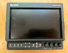 "Marshall V-LCD70XP-3GSDI 7"" LCD Field Monitor"