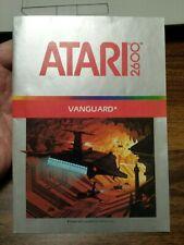 Atari 2600 Vanguard MANUAL ONLY