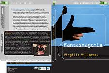 Fantasmagorie - Virgilio Villoresi - VIDEO ARTE - DVD RAROVIDEO