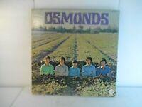 Osmonds By The Osmonds Vinyl LP Record (Gatefold Cover)