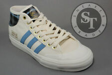 ADIDAS MATCHCOURT MID X SNOOP DOGG X GONZ BY4542 LA STORIES WHITE DS SIZE: 10.5