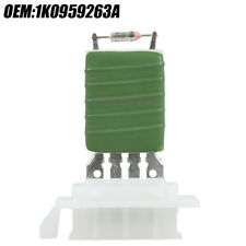 Heater Blower Resistor 1K0959263A VW Golf Caddy Eos Passat Touran Jetta Scirocco
