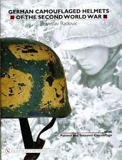 Book - German Camouflaged Helmets of the Second World War: Volume 1