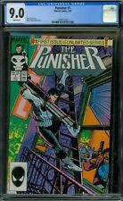 Punisher 1 CGC 9.0 - White Pages