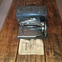 Ideal Sewing Machine Model A Pat 30264 Salter Rare Antique Find Restoration Job