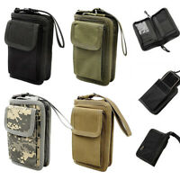 GX- FT- Portable Men Outdoor Military Tactical Camera Storage Bags Wallet Purse