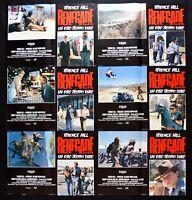 Fotobusta Renegade A Bone Too Hard Terence Hill Robert Vaughn Bowler R12