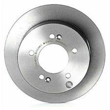 Rear 262 mm OE Brake Rotors And Ceramic Pads For 2008 2009 Hyundai Sonata 4 Cyl