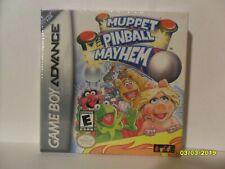 Muppet Pinball Mayhem (Nintendo Game Boy Advance, 2002)