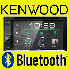 "Kenwood Car CD DVD USB Double Din Stereo Bluetooth iPhone 6.2"" DAB Radio Aerial"