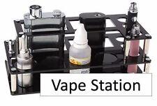 Vape Station Acrylic 3 Layer 13 Hole Display Stand Atomize Mod e Pen, FREE SHIP