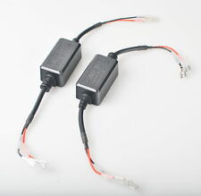 COPPIA Resistenze Led Cablaggio CANBUS H7 LED Elimina l'errore lampada canbus