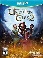 Book of Unwritten Tales 2 (Nintendo Wii U, 2016) *** BRAND NEW ***