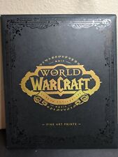World of Warcraft 15th Anniversary Collector's Edition Fine Art Prints