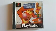 WINNIE L'OURSON La Chasse au Miel de Tigrou / jeu Playstation 1 / complet  PAL