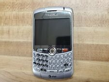 BlackBerry Curve 8300 - Ice Silver (AT&T) Smartphone