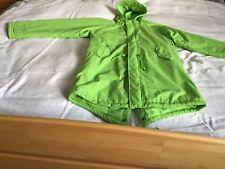 Softshell Mantel/Parka BMS Hafen-City Coat Climate XXL grün-42