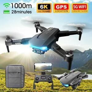 Professional LS38 Drone HD 6K Mini Camera RC Quadcopter 5G WiFi App Control Dron