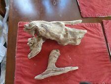 New listing Driftwood Aquarium Reptile Taxidermy Driftwood