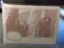 2015 TOPPS STAR WARS JOURNEY TO THE FORCE PRINTING PLATE MAGENTA 1/1 #1 QUI GON