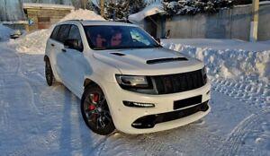 """Demon-Hood for Jeep-Grand-Cherokee (""""DEMON"""" bonnet) WK2-SRT8/Laredo"""