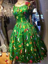 Disney Parks Halloween Tiki Room Dress