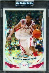 Tracy McGrady 2004-05 Topps Chrome Xfractor 84/110 Uncirculated