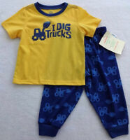 876cb8d06 NWT Carter s 12 months Boys Super Secret Agent 3 Piece Pajama Set ...