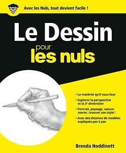 Le Dessin Pour Les Nuls, Brenda Hoddinott